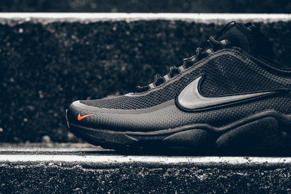 Basket Nike Air Zoom Spiridon Ultra Black (5)