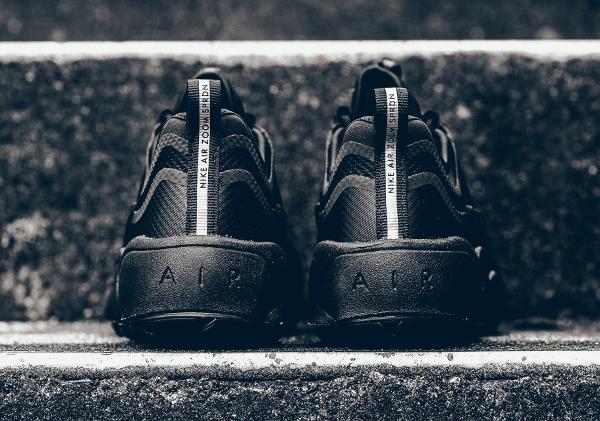 Basket Nike Air Zoom Spiridon Ultra Black (6)