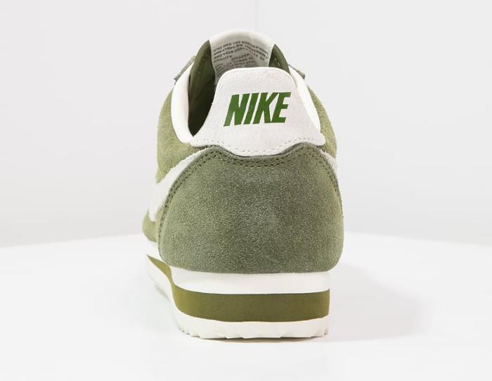 Basket Nike Cortez Suede SE Legion Green (3)
