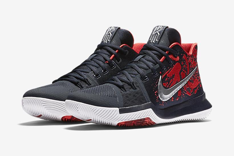 Nike Kyrie 3 'Samurai'