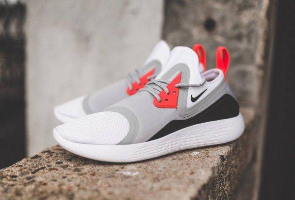 Basket Nike Lunarcharge Essential BN OG Air Max 90 OG Infrared (1)