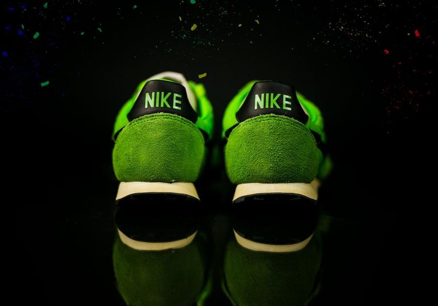 Basket Nike Waffle Racer 17 PRM OG Action Green (40ème anniversaire) (3)