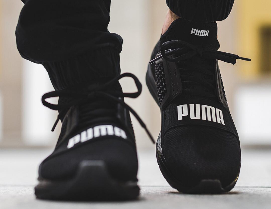 Puma Ignite Limitless 'Black'