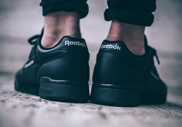 Basket Reebok Workout Vintage Plus Black (2)