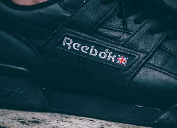 Basket Reebok Workout Vintage Plus Black (3)