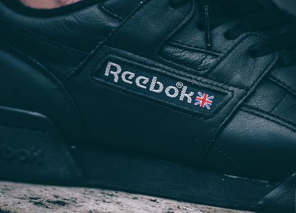 Basket Reebok Workout Vintage Plus Black (3)