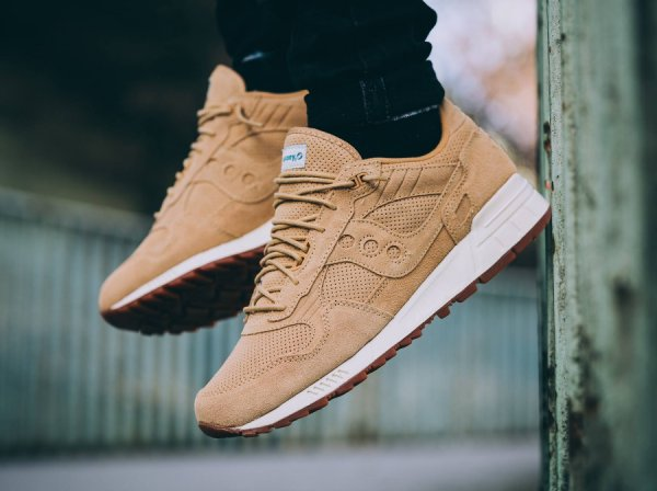 Basket Saucony Shadow 5000 Premium Wheat Gum (1)