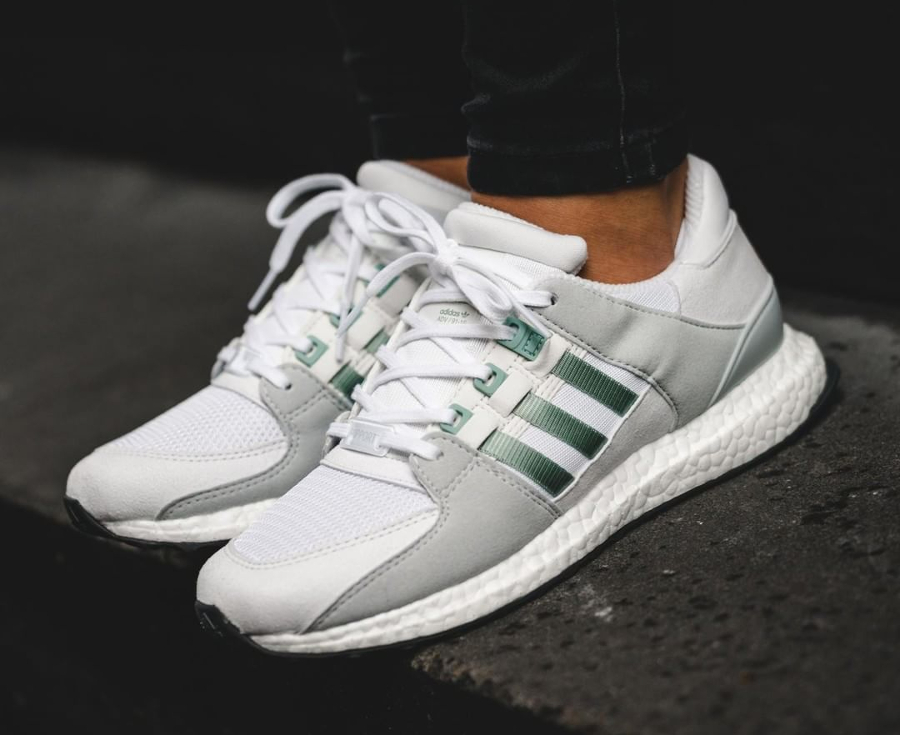 Chaussure Adidas EQT Support Ultra Boost W 'Tactile Green' (femme)