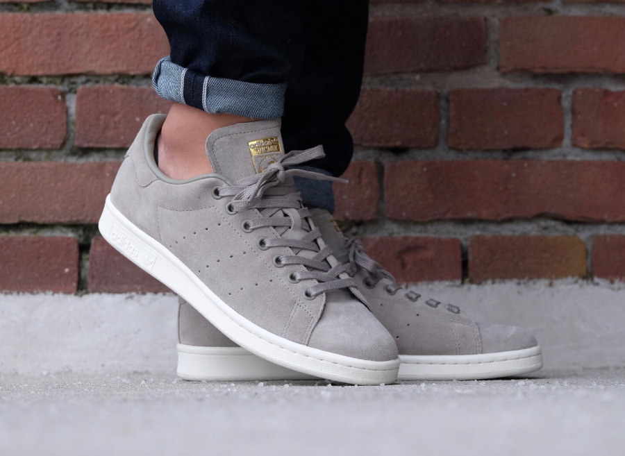 adidas stan smith verte homme