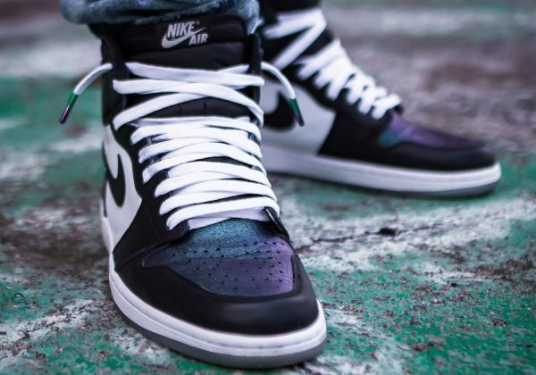 Air Jordan 1 Retro High OG 'Chameleon'
