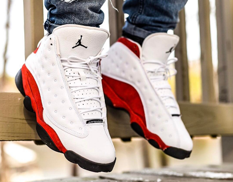 Air Jordan 13 Retro OG 'White Red'