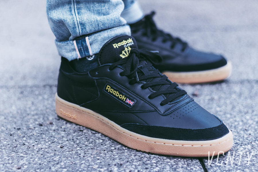 Reebok Club C 85 TDG 'Black Gum'