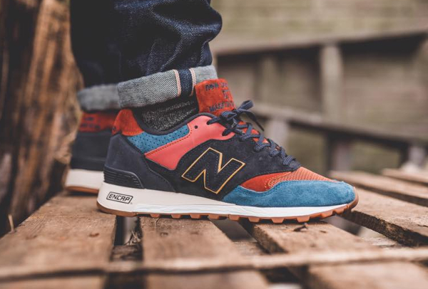 Chaussure New Balance M 577 YP Yard Pack Multicolor (made in England) (1)