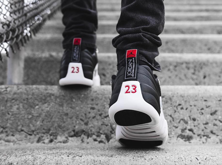 Chaussure Nike Air Jordan 12 XII Retro OG Playoffs (homme & femme) (3)