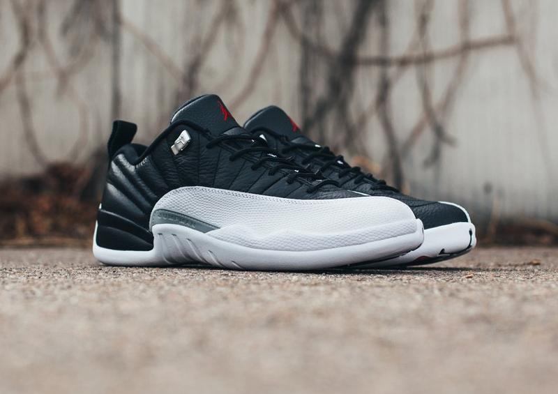 Chaussure Nike Air Jordan 12 XII Retro OG Playoffs (homme & femme) (1)