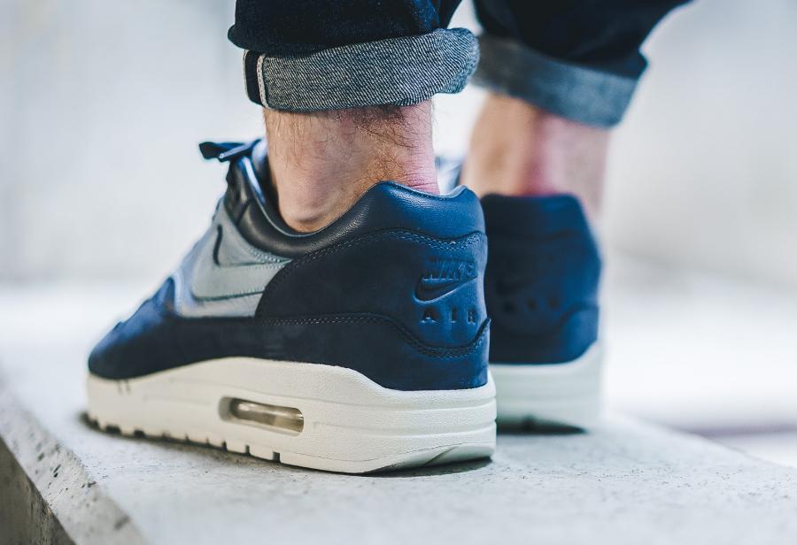 Chaussure Nike Air Max 1 Premium Pinnacle Ocean Fog (3)