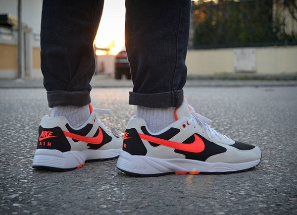 Nike Air Icarus OG Bright Crimson - @streetthuga