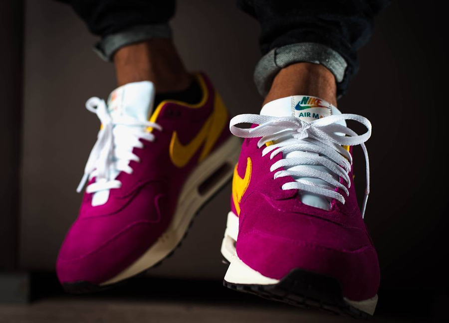 Nike Air Max 1 Premium Dynamic Berry - @cirru93