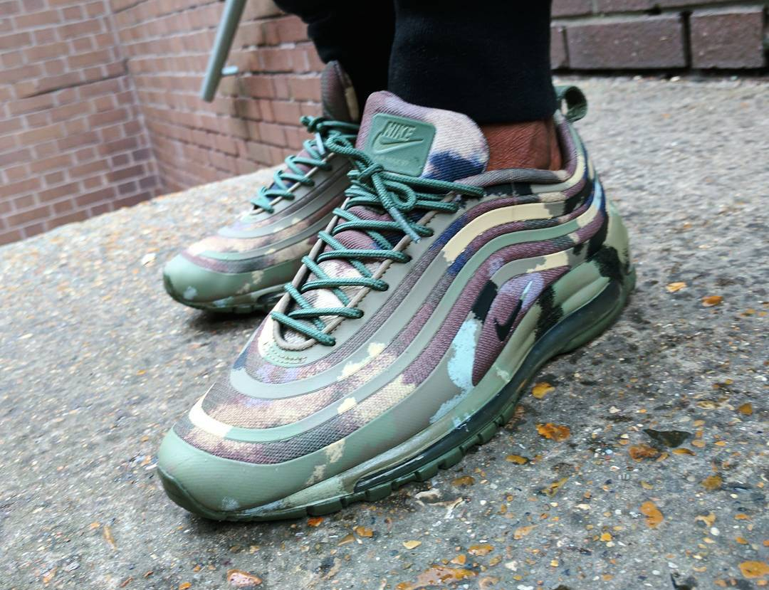 Nike Air Max 97 Italian Camouflage - @rick_martel01