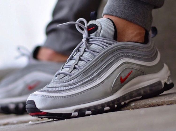 nike air max 97 argent