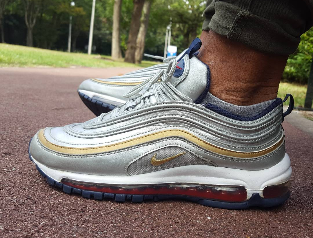 Cheap Nike Air Max 97 Gold : Release Date SNEAKERS ADDICT™