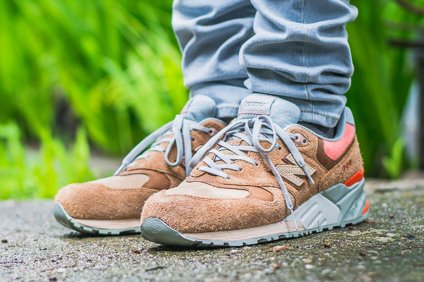 Packer Shoes x New Balance 999 Camel - @verse001