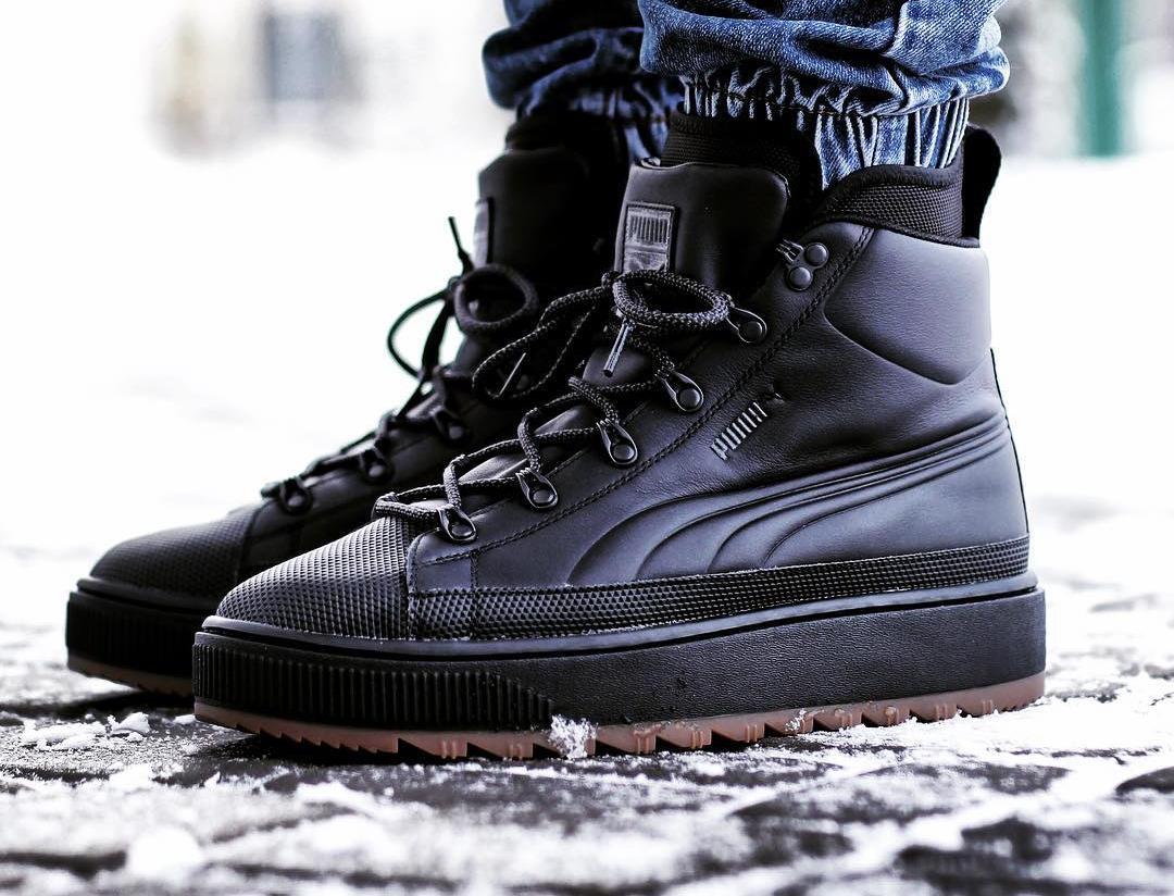 Puma The Ren Boot Black Gum - @andreyultra (2)