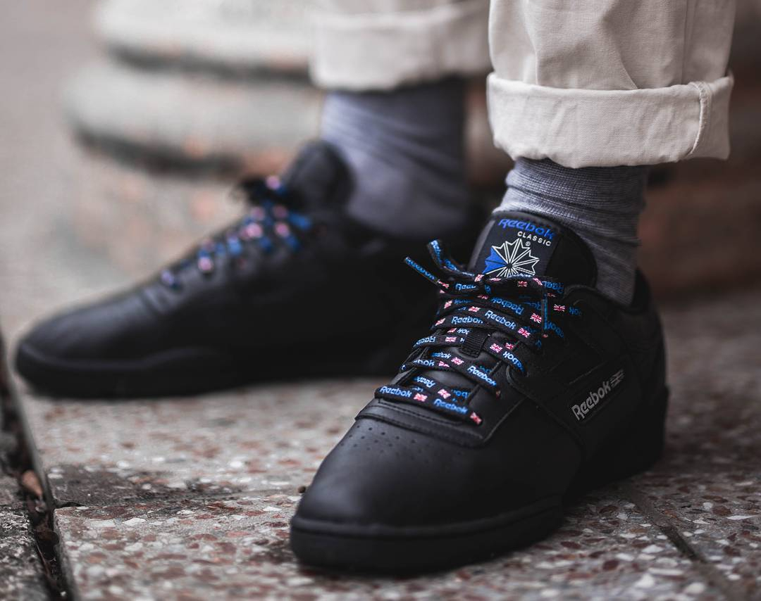 Reebok Workout Lo Clean Black 6 @lucky__luciano (1)