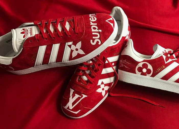La collection Supreme x Louis Vuitton : 10 sneakers qui s'en inspirent