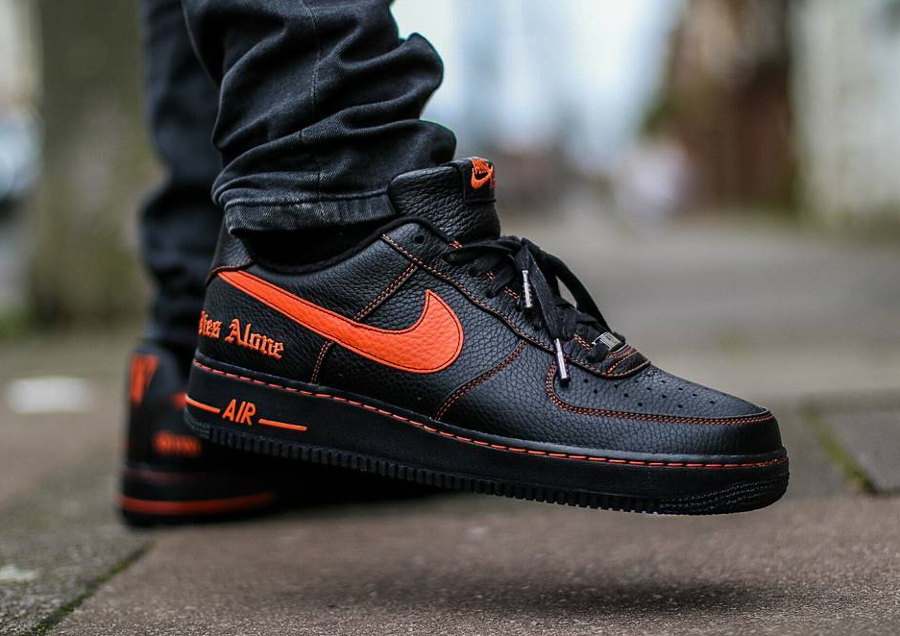Vlone x Nike Air Force 1 Low - @schopes