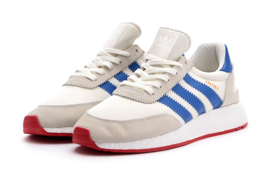 Adidas Iniki Runner Off White