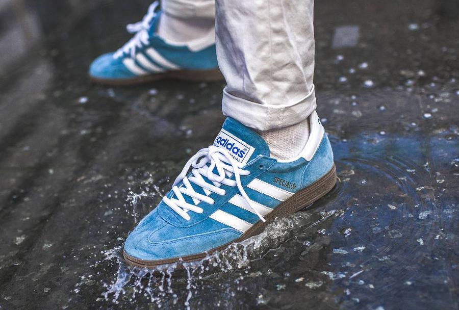 Adidas Spezial Blue Gum - @lucky__luciano