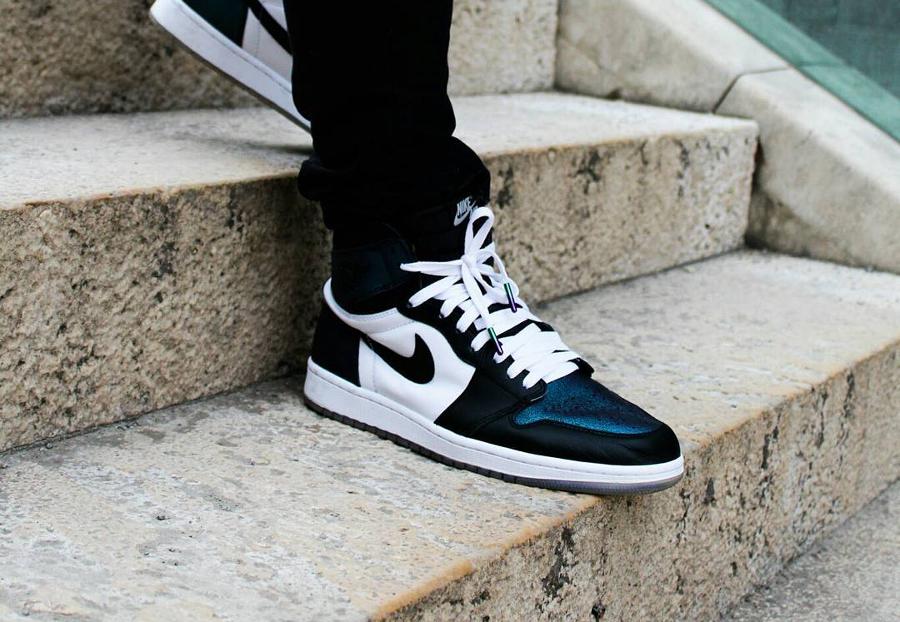 Air Jordan 1 High Retro Gotta Shine - @ithinkitsme