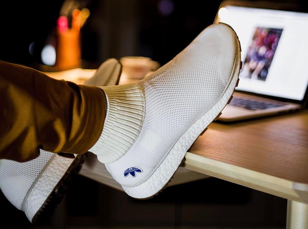 Alexander Wang x Adidas AW Run Clean Boost @shezimanezi