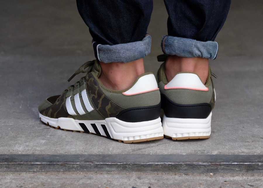 Adidas Equipment Support 93 RF 'Camo'