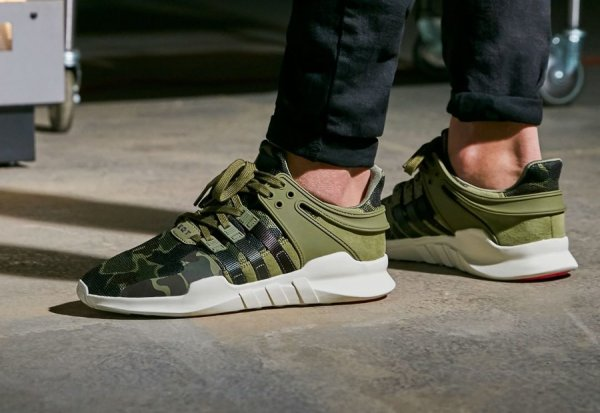 Adidas Equipment Support ADV 'Camouflage'