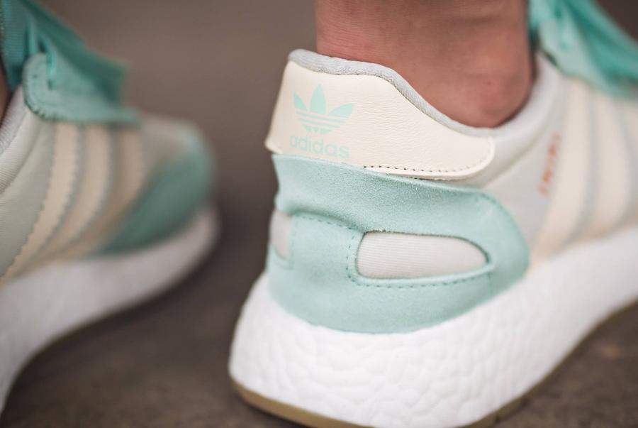 Basket Adidas Iniki Runner W Toothpaste (2)