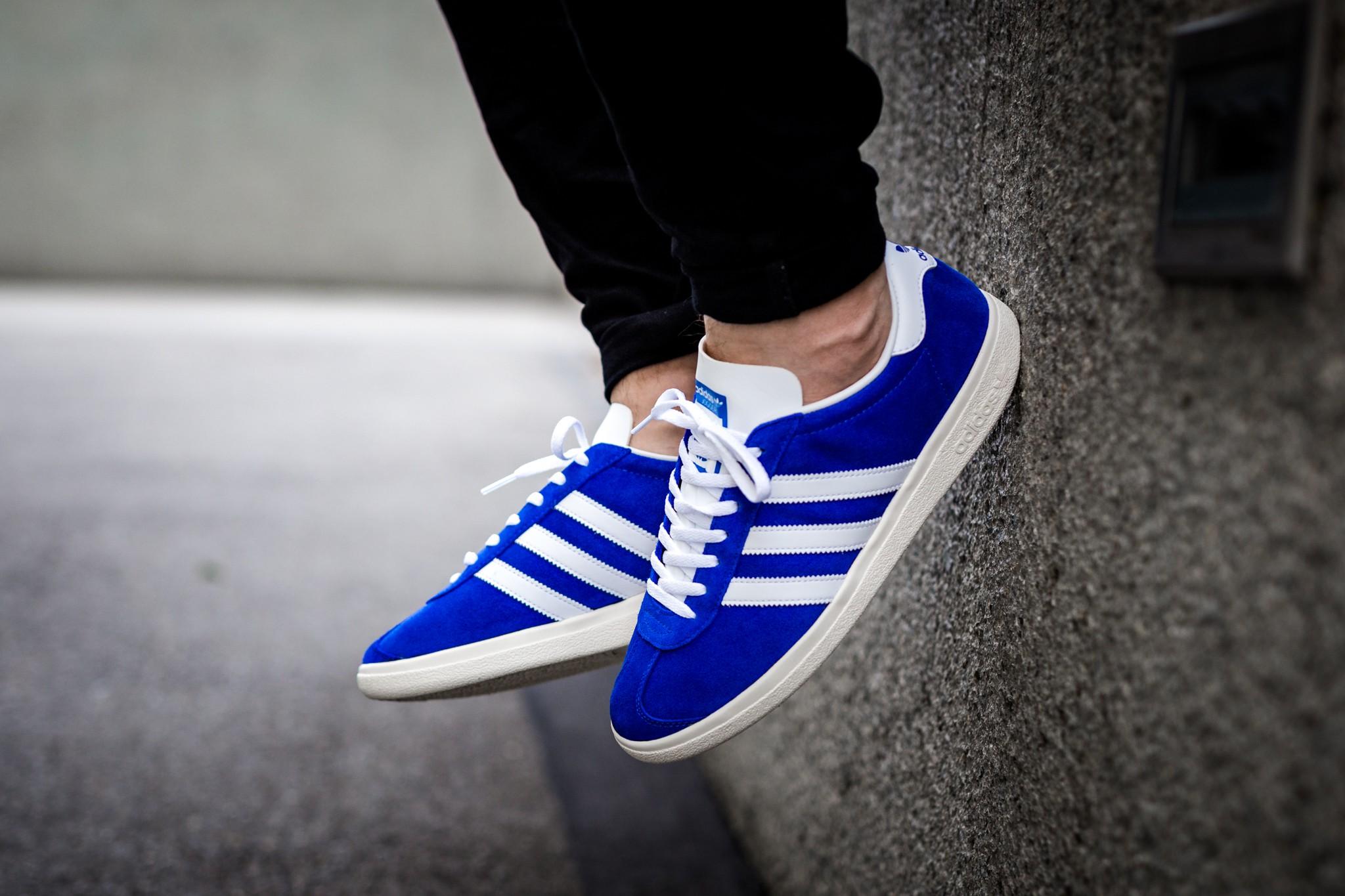 Basket Adidas Jogger Spezial Bluebird (1)