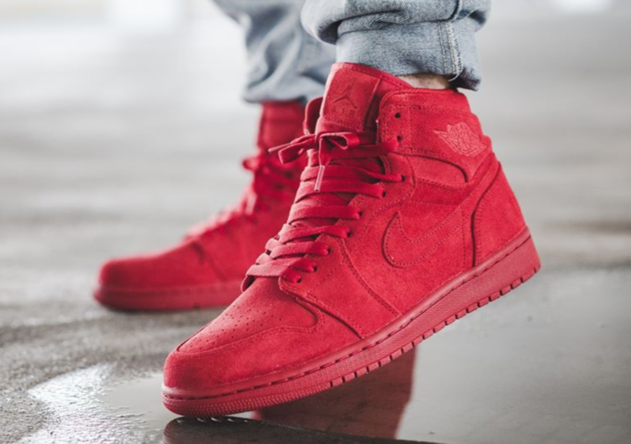 Air Jordan 1 High Retro 'Gym Red'