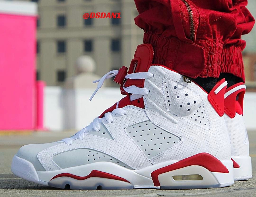 Basket Air Jordan 6 Retro Alternate (1)