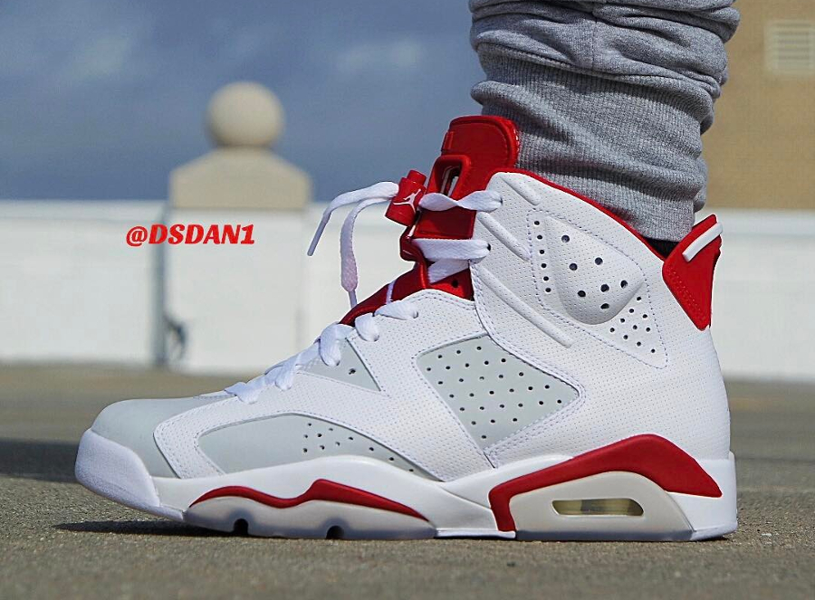 Basket Air Jordan 6 Retro Alternate (3)