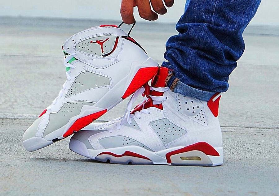 Basket Air Jordan 6 Retro Alternate (4)