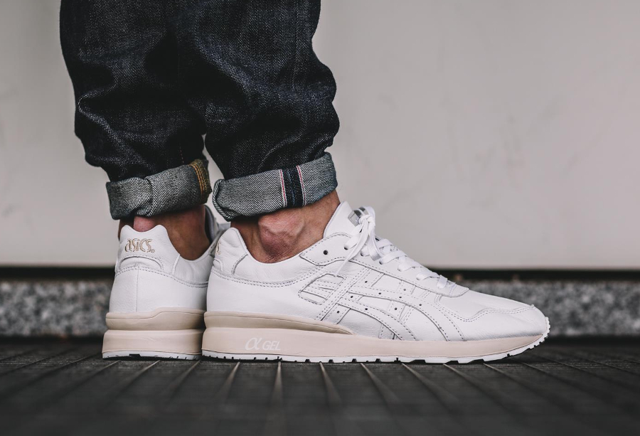 Asics GT II 'White Leather'
