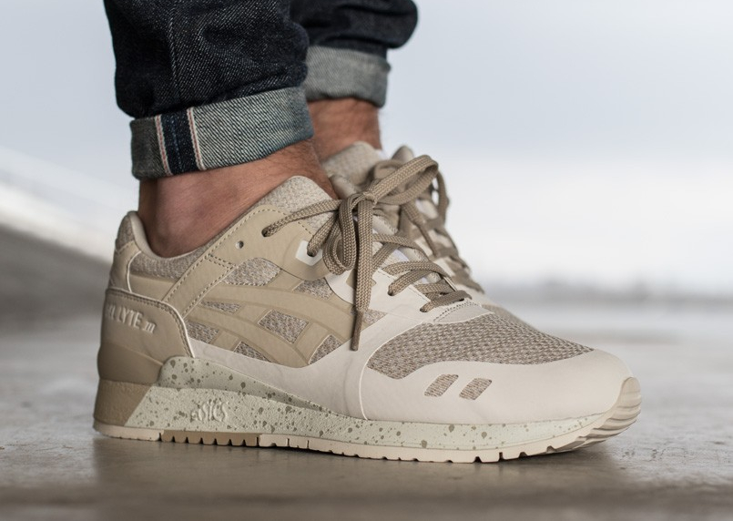 Basket Asics Gel Lyte 3 NS Birch Latte (4)