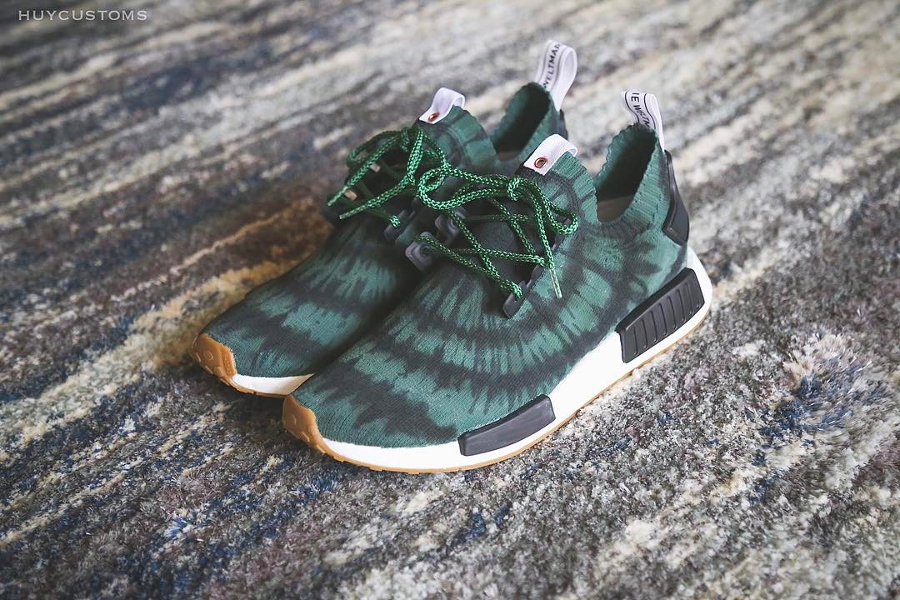 Nice Kicks x Adidas NMD R1 Primeknit 'Olive'