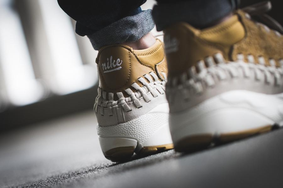 Basket Nike Air Footscape Woven Chukka Flat Gold (quickstrike) (3)