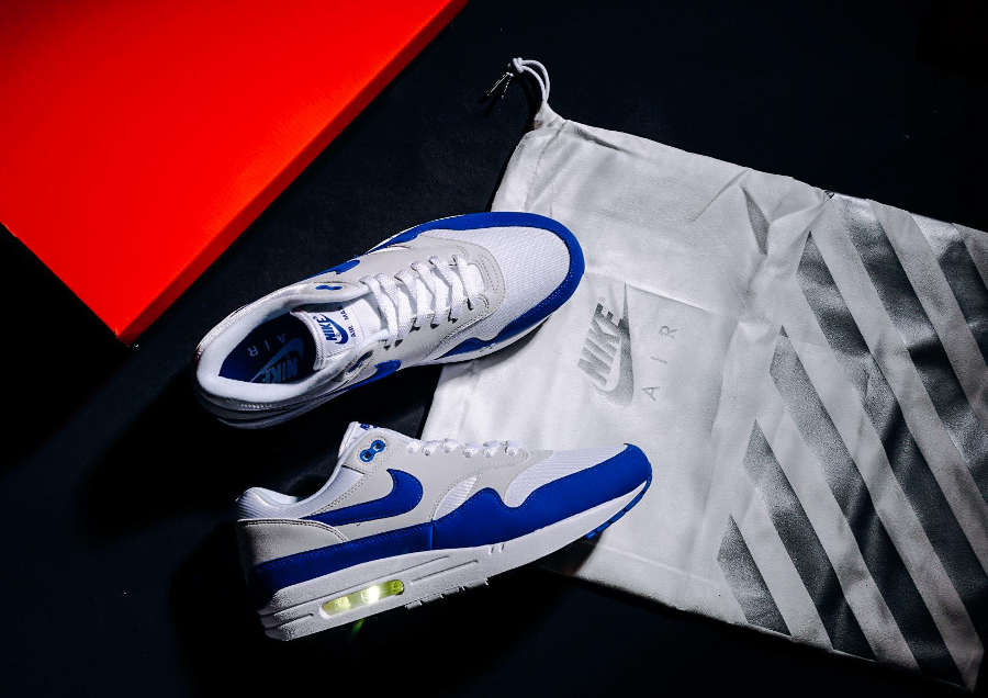 Basket Nike Air Max 1 OG Anniversary Blue (1-1)