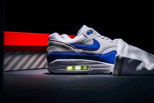 Nike Air Max 1 OG Anniversary 'Blue'