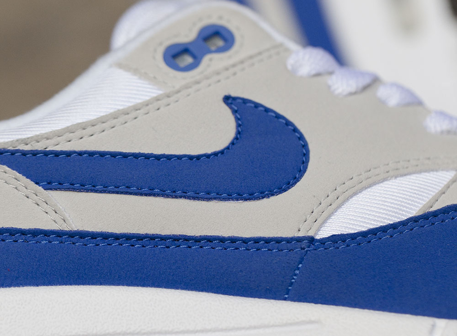 Basket Nike Air Max 1 OG Anniversary Blue (3)