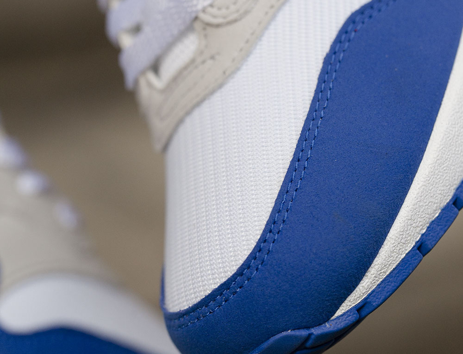 Basket Nike Air Max 1 OG Anniversary Blue (4)